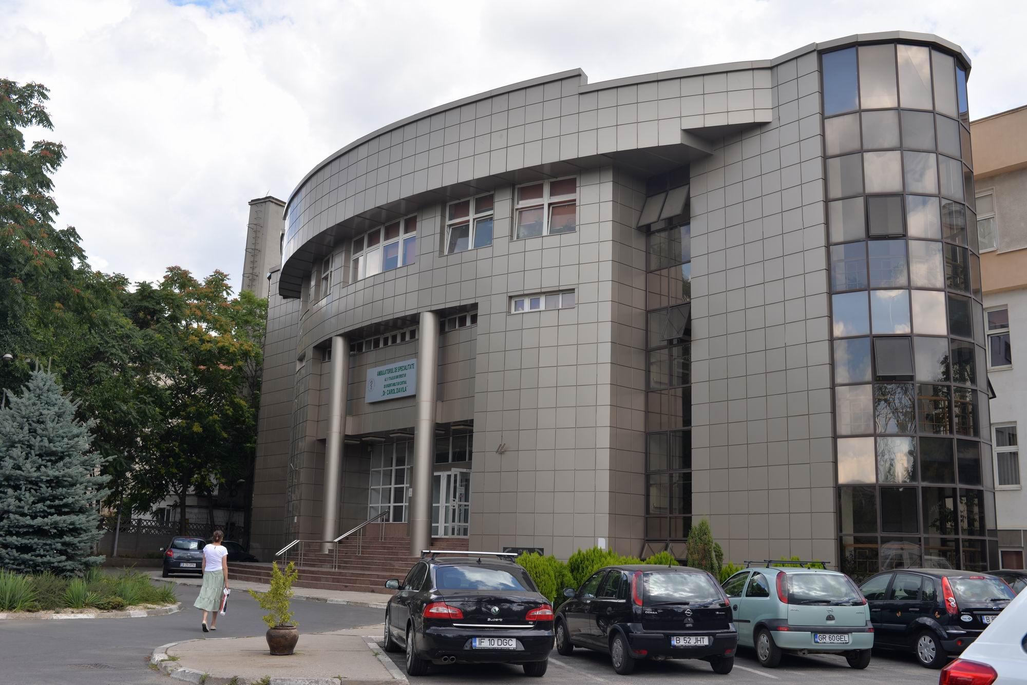ORTOPEDIE I « Spitalul Universitar de Urgenţă Bucureşti